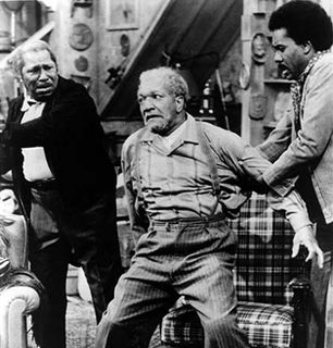 Grady Whitman Mayo and Lamont - Sanford and Son Picture