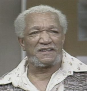 Redd Foxx as Fred Sanford - Sanford and Son Picture