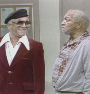 Fred Sanford meets Redd Foxx - Sanford and Son Picture