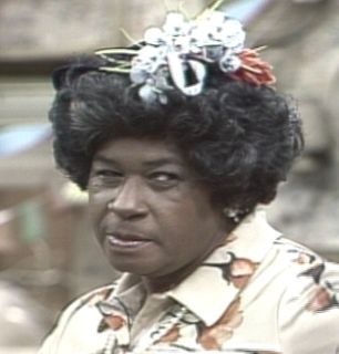 Aunt Esther Anderson gives the - Sanford and Son Picture
