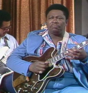 B B King plays the - Sanford and Son Picture