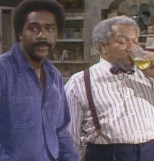 Lamont Demond Wilson Fred Redd - Sanford and Son Picture