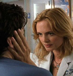 Dr Molly Clock Heather Graham - Scrubs Picture