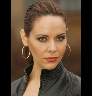 Shelly's 'secret agent' headshot - She's Got The Look Picture