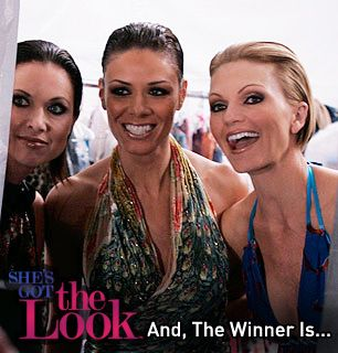 The Final contestants prepare for - She's Got The Look Picture