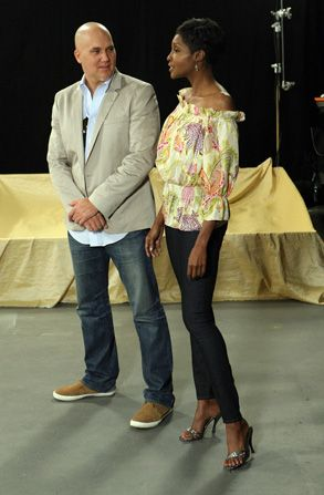 Michael Williams and Roshumba discuss - She's Got The Look Picture