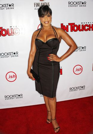 Niecy Nash strikes a pose - The Soul Man Picture