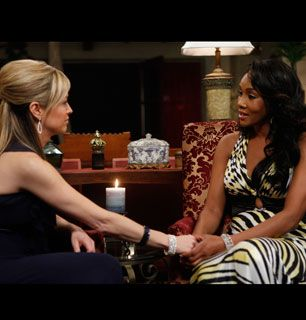 Stacey and Vivica talk about - The Cougar Picture