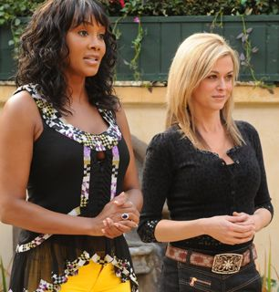 The Cougar and Vivica prepare - The Cougar Picture