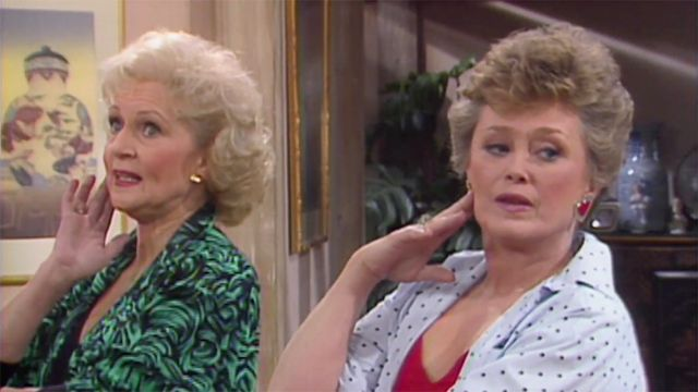 The Golden Girls: Tap Dancing
