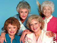 The Golden Girls Laugh More