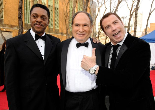 John Travolta is psyched to - TV Land Awards Picture