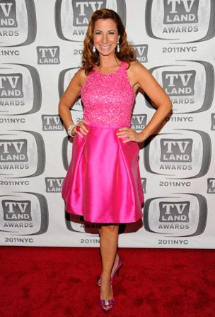 Jill Zarin from 'The Real - TV Land Awards Picture