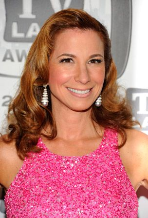Jill Zarin is looking good - TV Land Awards Picture
