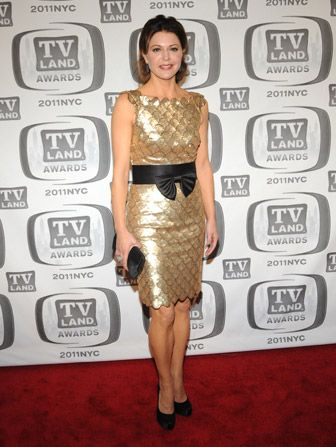 Hot in Cleveland's' Jane Leeves - TV Land Awards Picture
