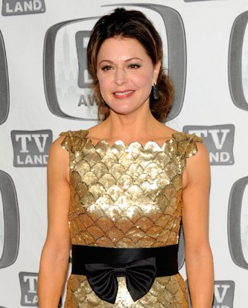 Jane Leeves is presenting the - TV Land Awards Picture