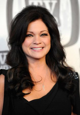 Valerie Bertinelli shows off her - TV Land Awards Picture