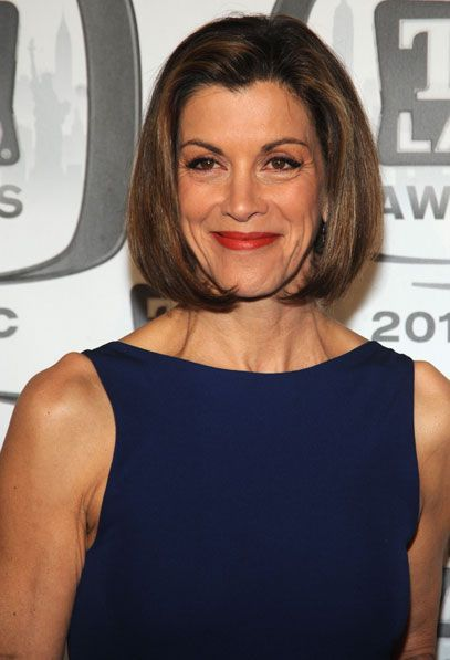 Wendie Malick looks chic as - TV Land Awards Picture