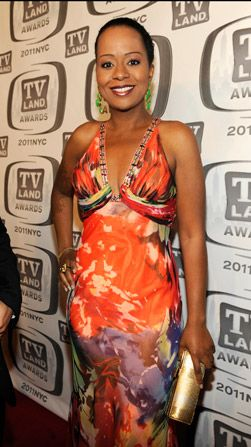 Tempestt Bledsoe who played Vanessa - TV Land Awards Picture