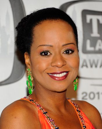 Tempestt Bledsoe is comfortable in - TV Land Awards Picture