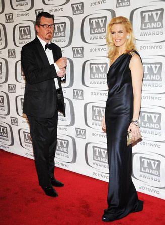 Simon van Kempen tries to - TV Land Awards Picture
