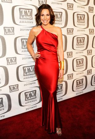 LuAnn de Lesseps from 'The - TV Land Awards Picture
