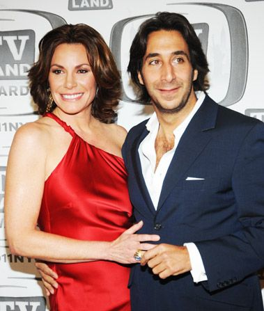 LuAnn de Lesseps shows off - TV Land Awards Picture