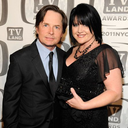 Michael J Fox and Tina - TV Land Awards Picture