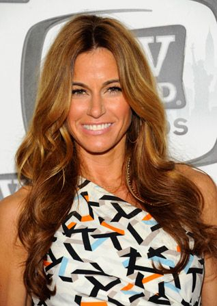 Kelly Bensimon along with the - TV Land Awards Picture