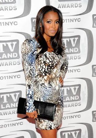 Keisha Knight Pulliam who played - TV Land Awards Picture