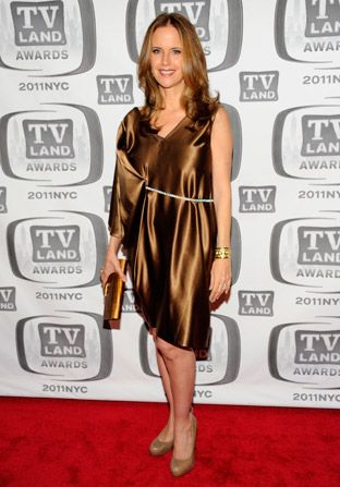 Kelly Preston is radiant on - TV Land Awards Picture