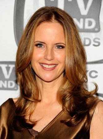 Kelly Preston smiles on the - TV Land Awards Picture