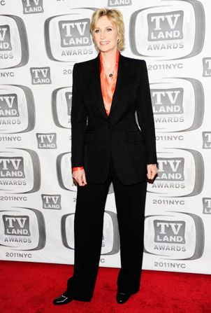 Jane Lynch came to honor - TV Land Awards Picture