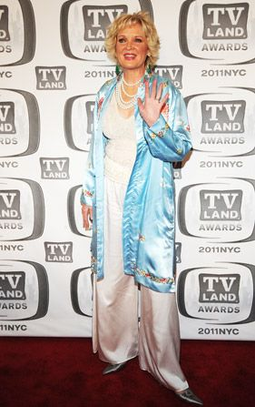 Retired at 's' Christine Ebersole - TV Land Awards Picture