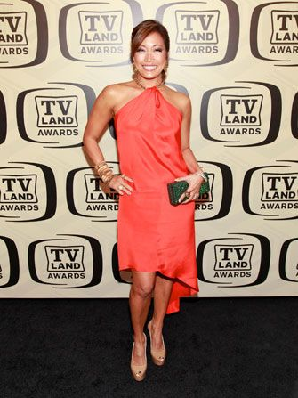 Carrie Anne Inaba TV Land Awards - TV Land Awards Picture