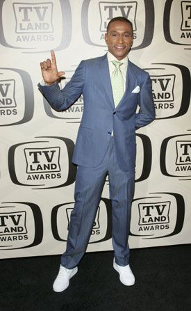 Tommy Davidson In Living Color TV Land Awards - TV Land Awards Picture
