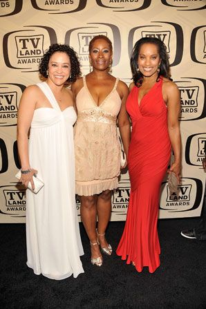Diedre Lang In Living Color TV Land Awards - TV Land Awards Picture