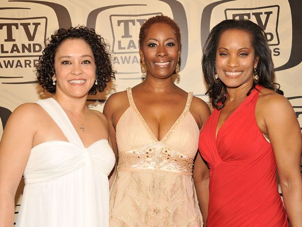 Michelle Whitney Morrison In Living Color TV Land Awards - TV Land Awards Picture