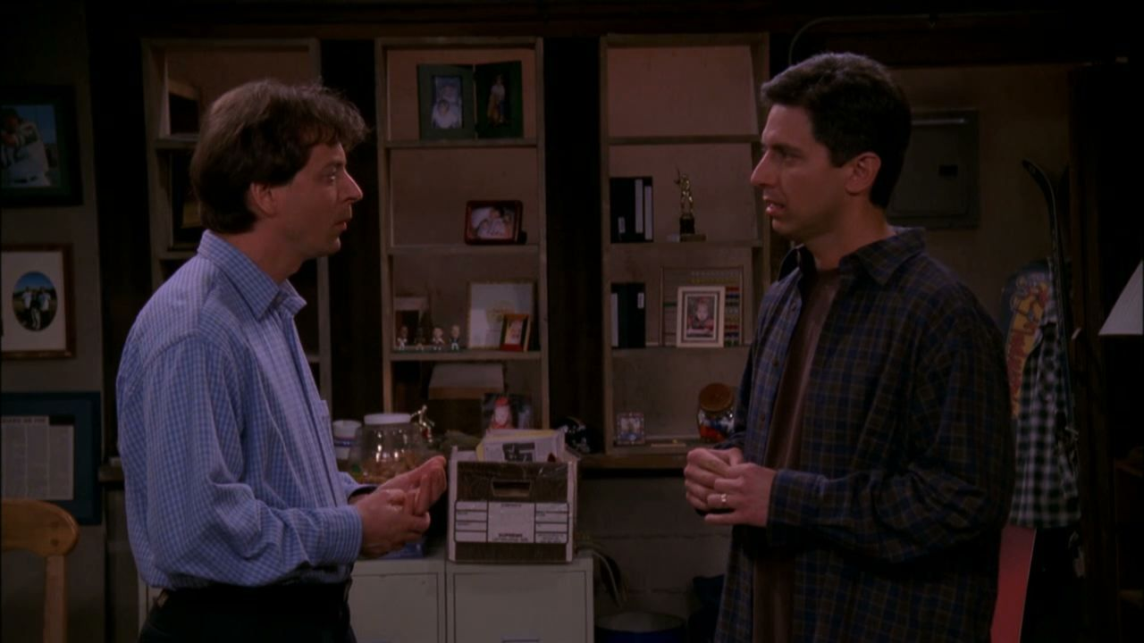 everybody loves raymond season 4 ep 7 cousin gerard full episode tv land. Black Bedroom Furniture Sets. Home Design Ideas