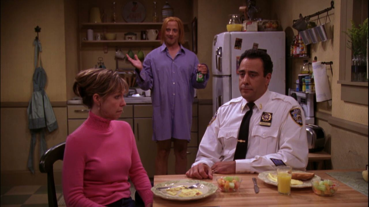 Everybody Loves Raymond Season 8 Ep 6 Peter On The