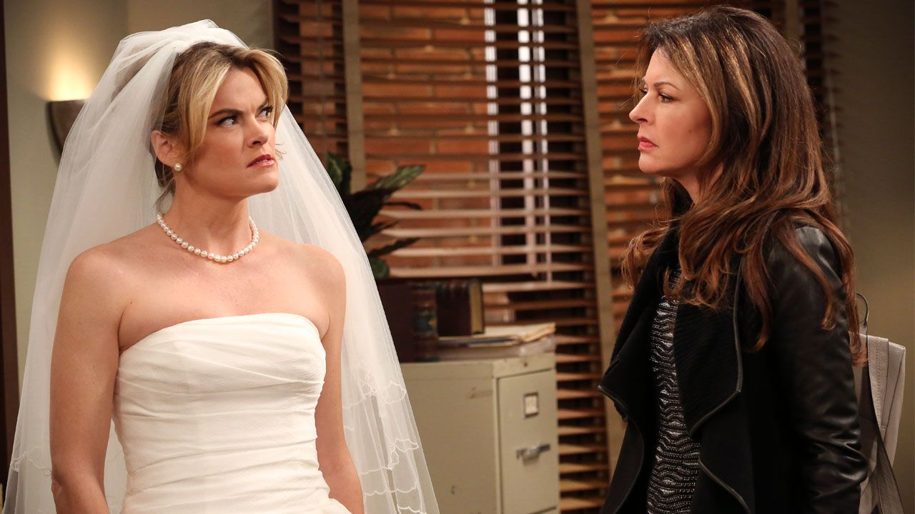 Hot in Cleveland - Season 6, Ep. 12 - One Wedding and One Funeral ...