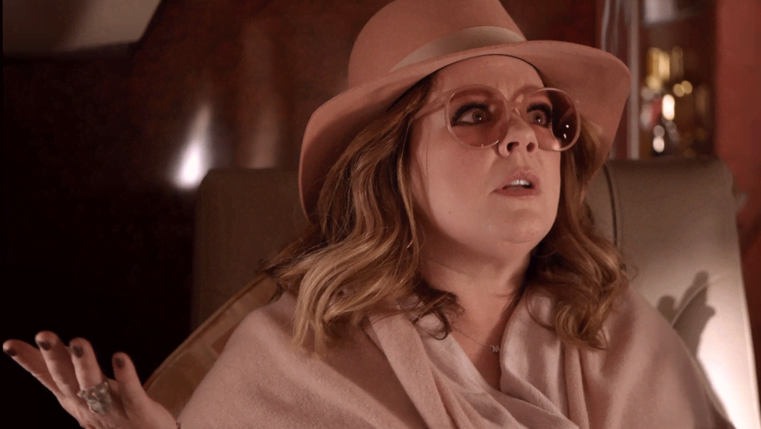 Exclusive Melissa Mccarthy Outtake Full Diva Nobodies Video