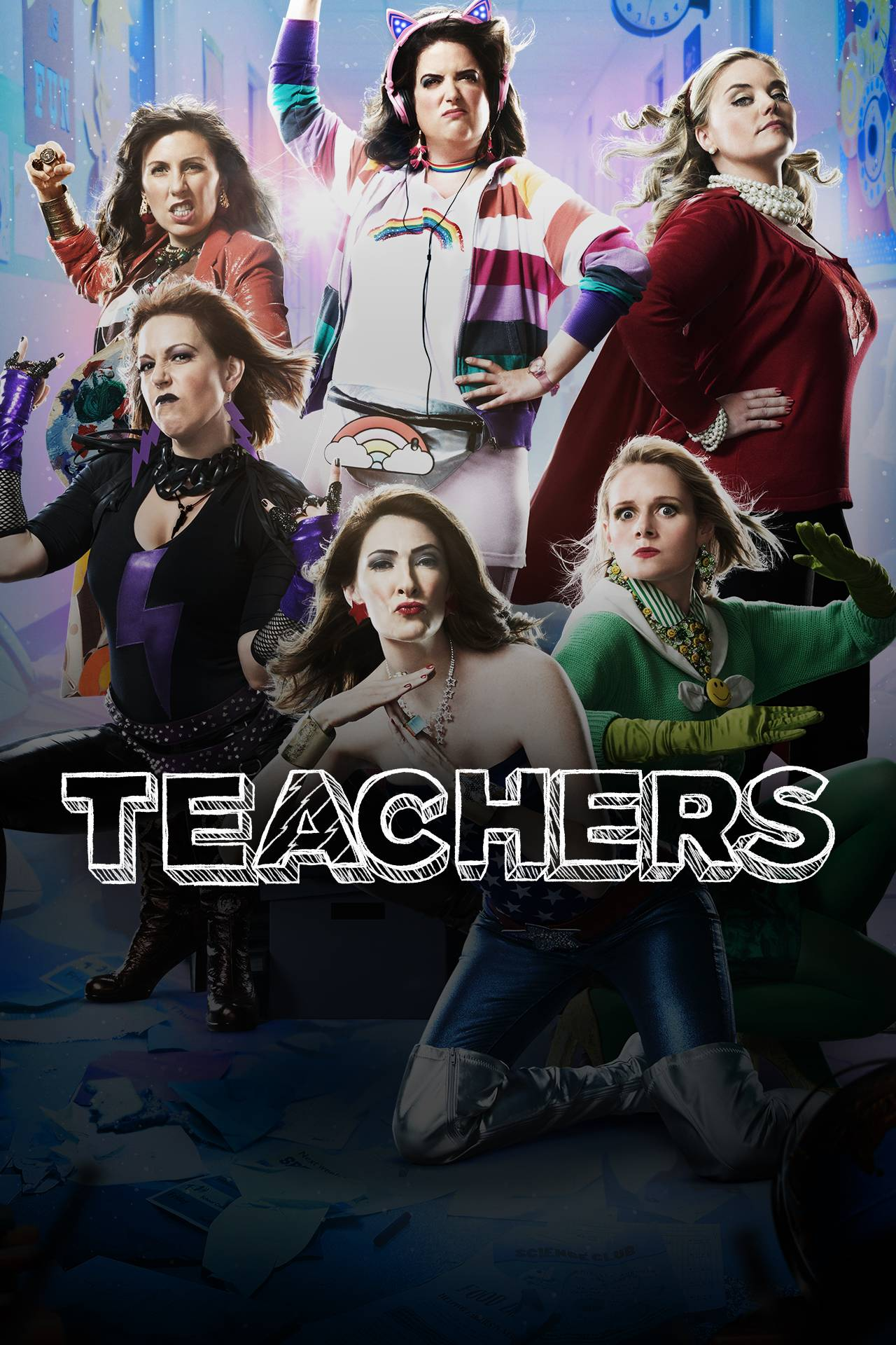 teachers uk tv show season 3